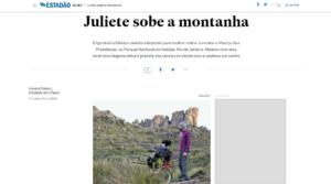 Matéria no Jornal Estadão e Estado de São Paulo – 25/06/2016