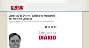 Matéria no Diário de Santa Maria – 02/06/2016