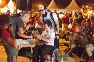 Notícia: Projeto Montanha para Todos ganha Mosquetão de Ouro