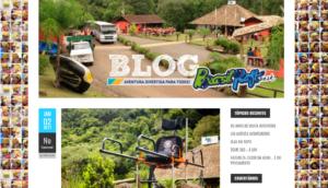 Matéria no Blog do Brasil Raft Park – 02/01/2017