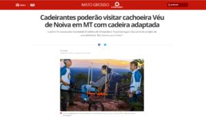 Matéria da TV Centro América – 13/06/2017